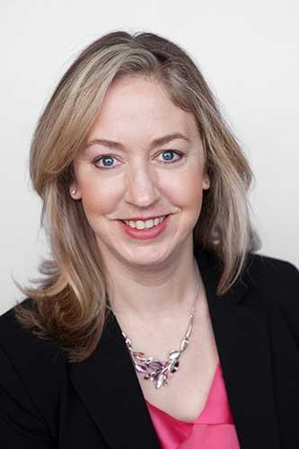 Claudine Arndt Portrait